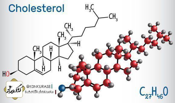 نکات تست خیز مولکول کلسترول در کنکور